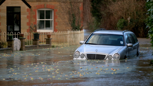 Motorists hit with charges for flood rescue