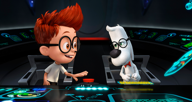 mr peabody and sherman new trailer
