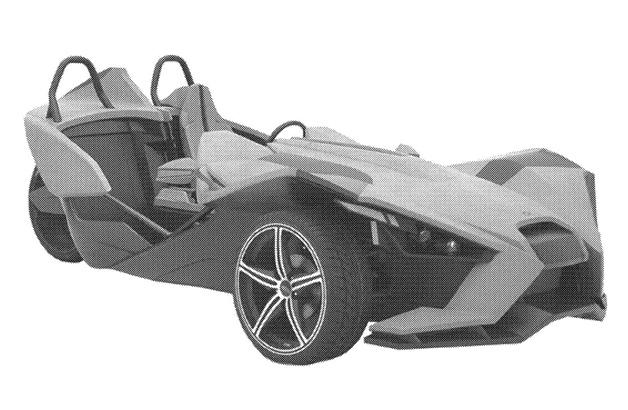 【レポート】新型スリーホイラー「スリングショット」のレンダリング画像が公開