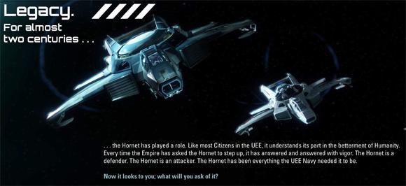 Hornet legacy