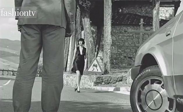 【ビデオ】美しいヌードでタイヤより人気!? ピレリのカレンダーの歴史を振り返る