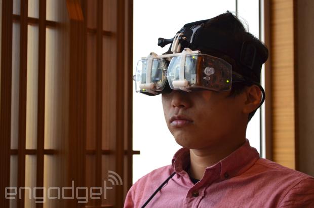 动头玩:Avegant Glyph 虚拟视网膜屏幕
