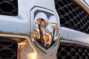 2013 Ram 1500 grille