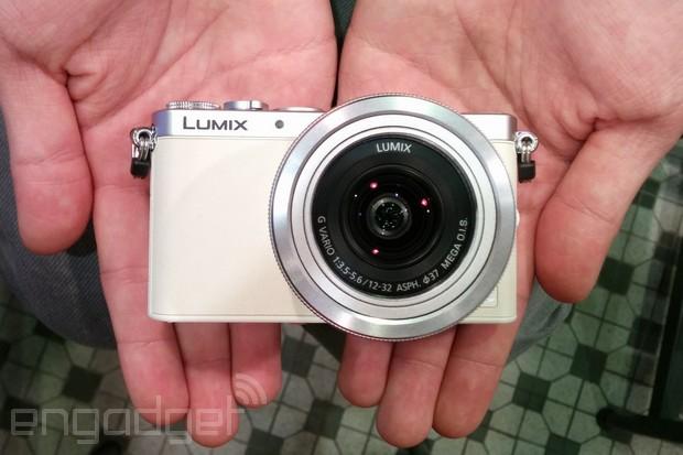 Panasonic Lumix GM1 評測:「細」不可擋