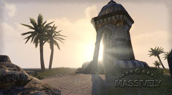 Elder Scrolls Online lighting effects