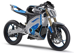 Yamaha Readies Electric Bikes And Awesome Cafe Racer For