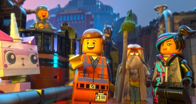 lego movie blooper reel