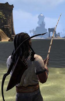 Elder Scrolls Online fishing
