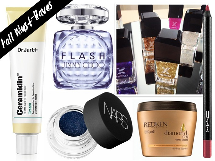 Fall must-haves: new beauty products we're loving