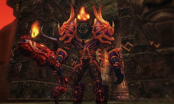 Dragonstalker armor