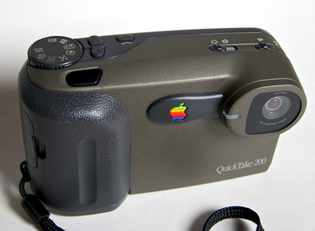 Apple's failed attempts at taking over the camera industry are now ...