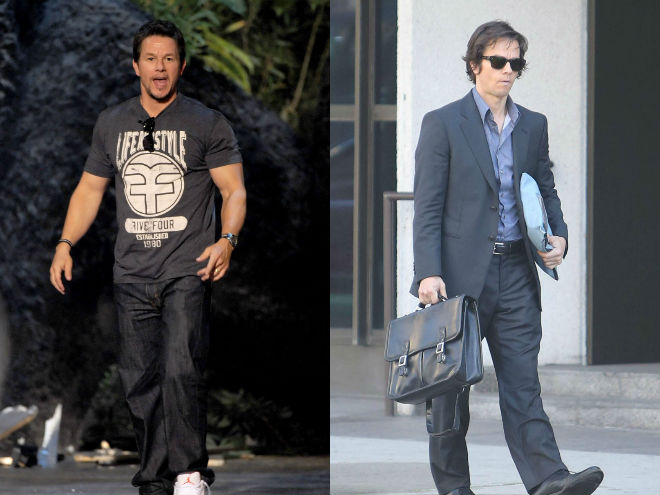Mark Wahlberg Lost an Alarming Amount of Weight for 'The ...