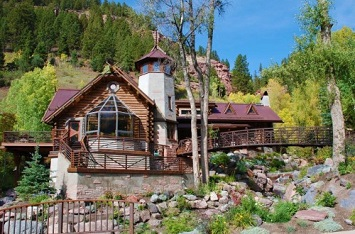 Hobbit Style Homes homes with hobbit-house style, listed on the market now - aol finance