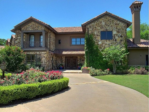 Sean Payton mansion Westlake Texas