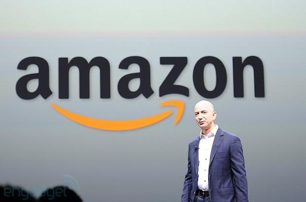 將來 Amazon 可能會在你下單前,已經開始將貨物發出了