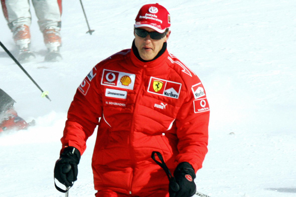 Michael Schumacher receives muscle training while in coma to stop body from seizing up after ski accident