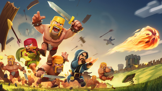 Clash Of Clans Army Camp Levels