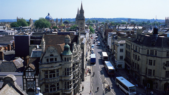 Oxford named least affordable UK city