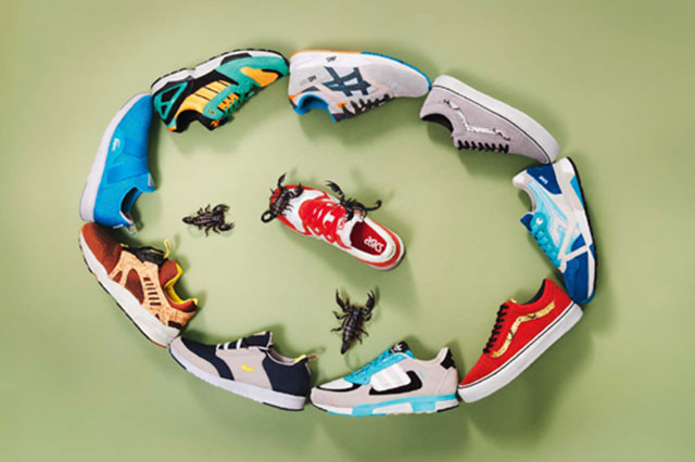 Joseph Ford sneakers magazine