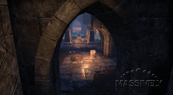 ESO crypt