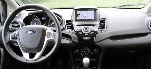 2014 Ford Fiesta Titanium  Autoblog