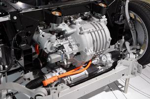 2014 BMW i8 Prototype electric motor
