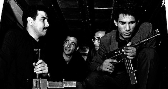 streaming movies The Battle of Algiers