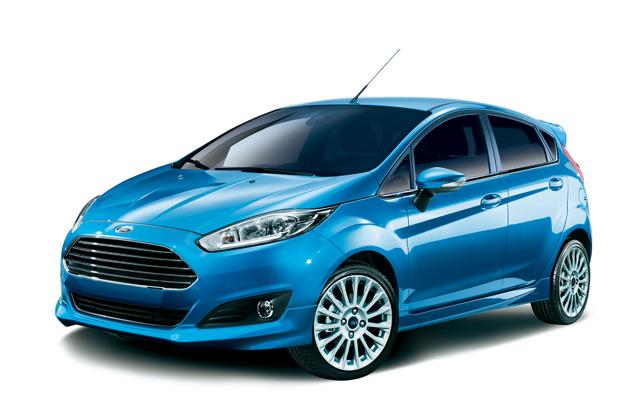 フォード・ジャパン、コンパクトカー「フィエスタ」を2014年初頭より日本導入!
