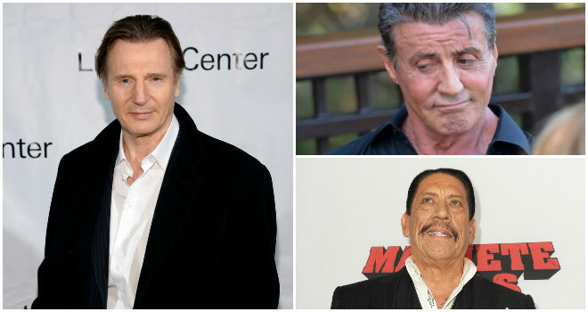 aging action stars