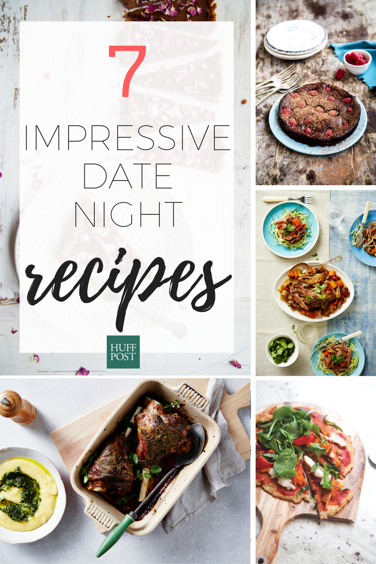 Got A Hot Date? Try These Impressive Dinner