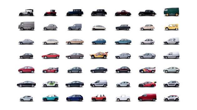 シトロエンのバーチャル・ミュージアムで、歴代の名車を観て回ろう!