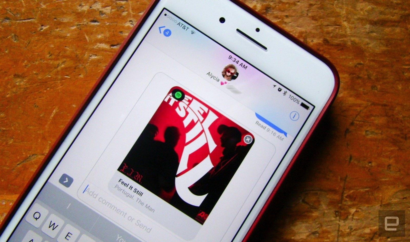 Apple 預計下週修正文字訊息漏洞「ChaiOS」