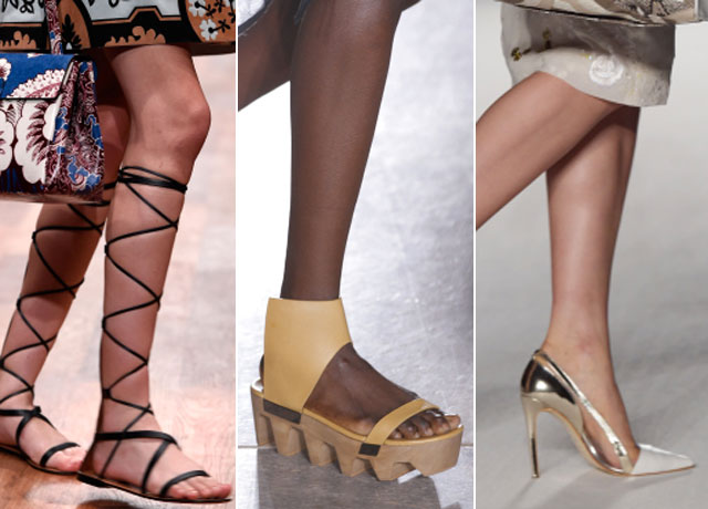 Spring/Summer 2015: 6 Shoes To Invest In