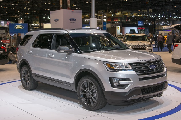 【シカゴオートショー2016】フォード「エクスプローラー」に車いす仕様車を含む2つの新パッケージが登場
