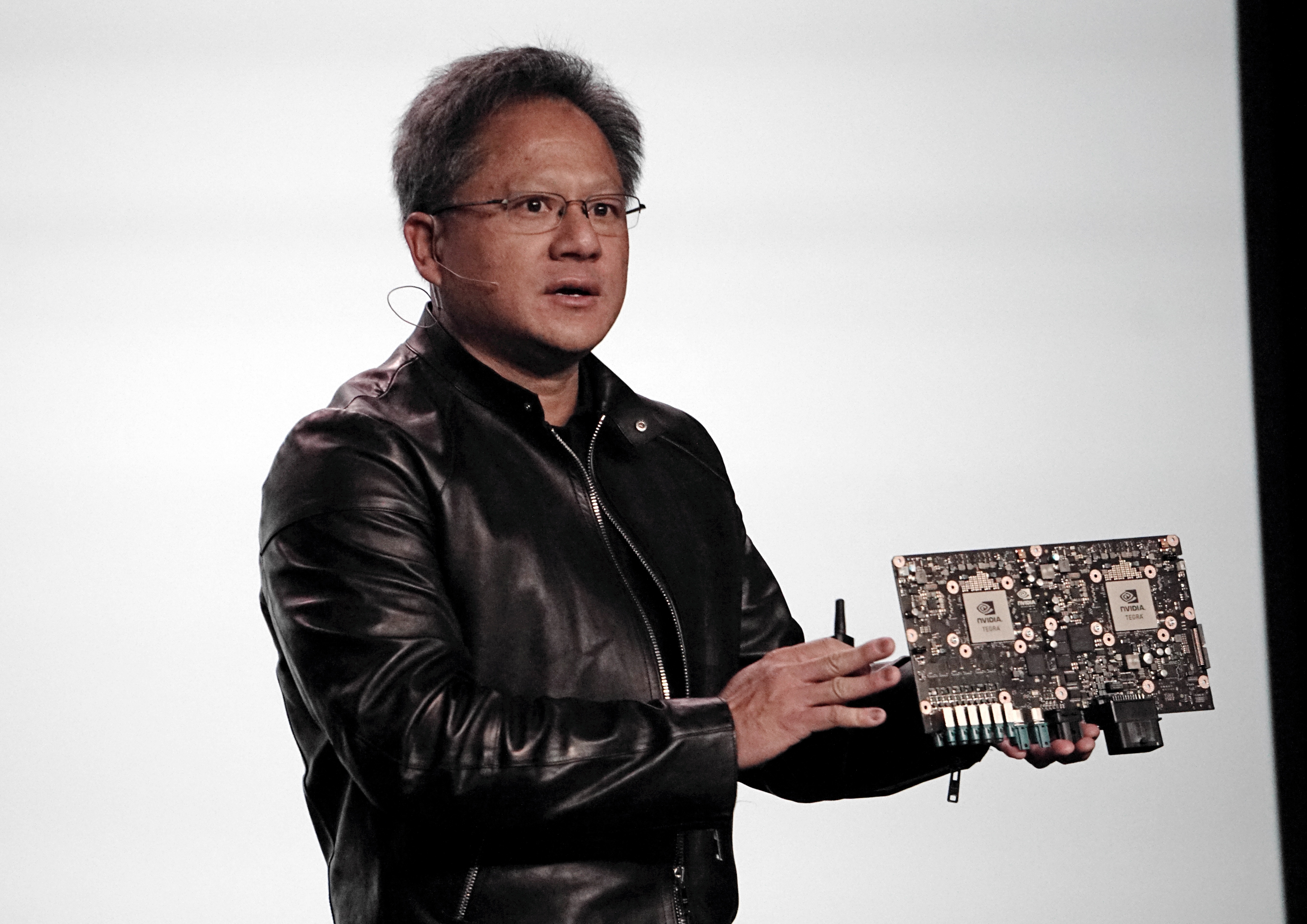 NVIDIA's Drive PX 2 is a liquid-cooled supercomputer for cars