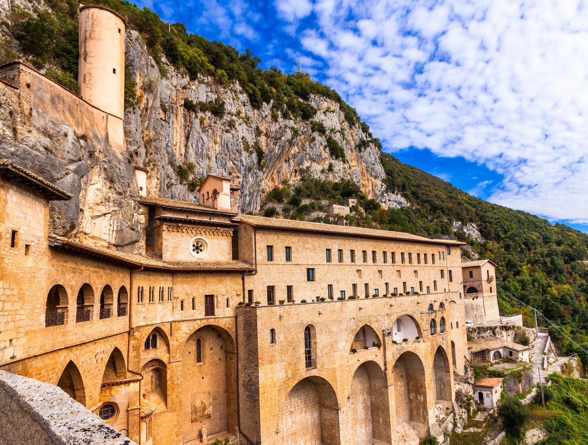 Monastery Of St. Benedict Near