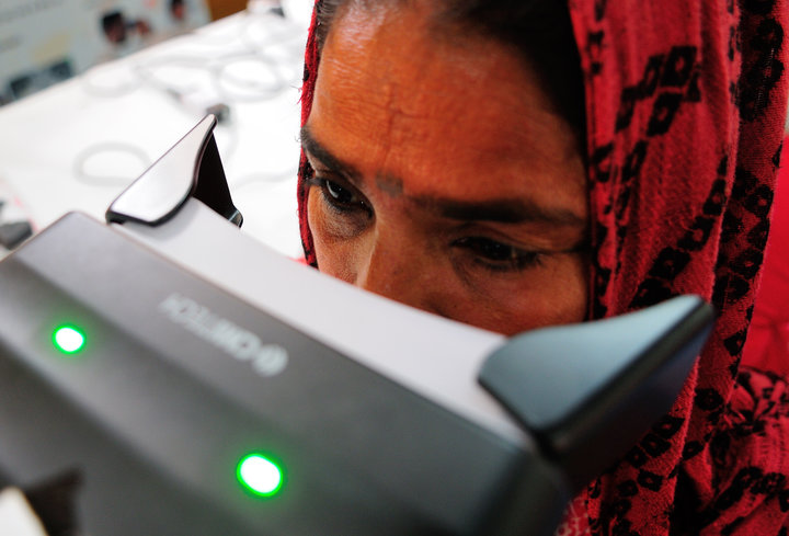 The hack reduces the sensitivity of the iris-recognition system in the UIDAI's Aadhaar enrolment