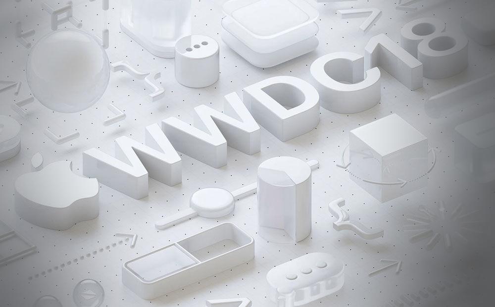 WWDC 2018、初日キーノートは日本時間6月5日午前2時より。アップルがプレス向け案内を発送開始