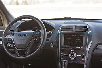2016 Ford Explorer Sport Review W Video Autoblog