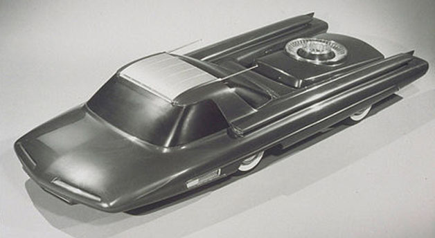 Nuclear Powered Concept Cars From The Atomic Age Autoblog