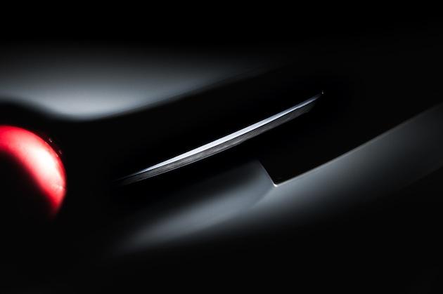 すでに市販化は決定済み! トヨタが謎に包まれた「RND コンセプト」のティーザー画像を公開