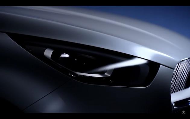 【ビデオ】メルセデス・ベンツ、新型ピックアップのティーザー映像を公開