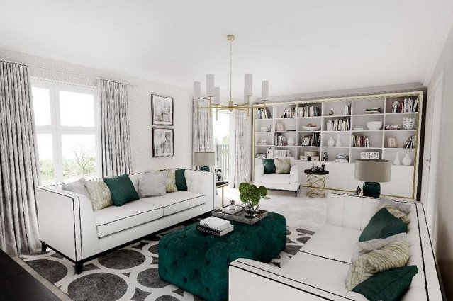 Show home in Taplow