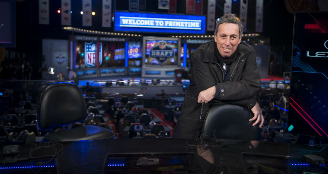 Ivan Reitman draft day