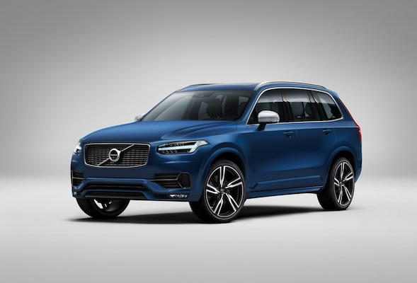 Volvo Suv Models >> Volvo To Introduce High Performance Suv Models Aol