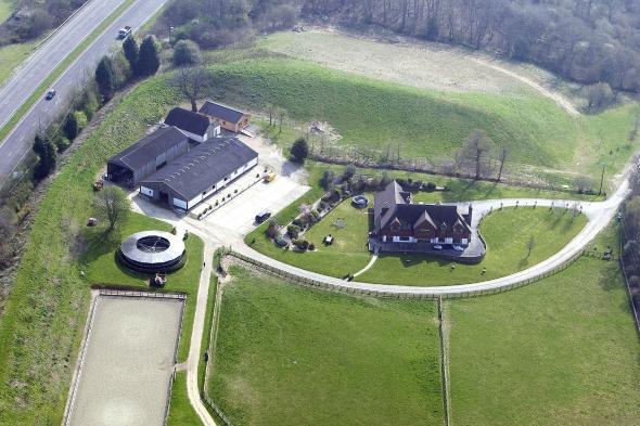 Katie Price's house