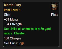 Martin Fury