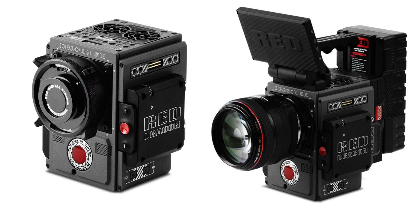Red 推「入门级」5K 电影摄影机 Scarlet-W,美金一万有找(算是相对便宜啦...)