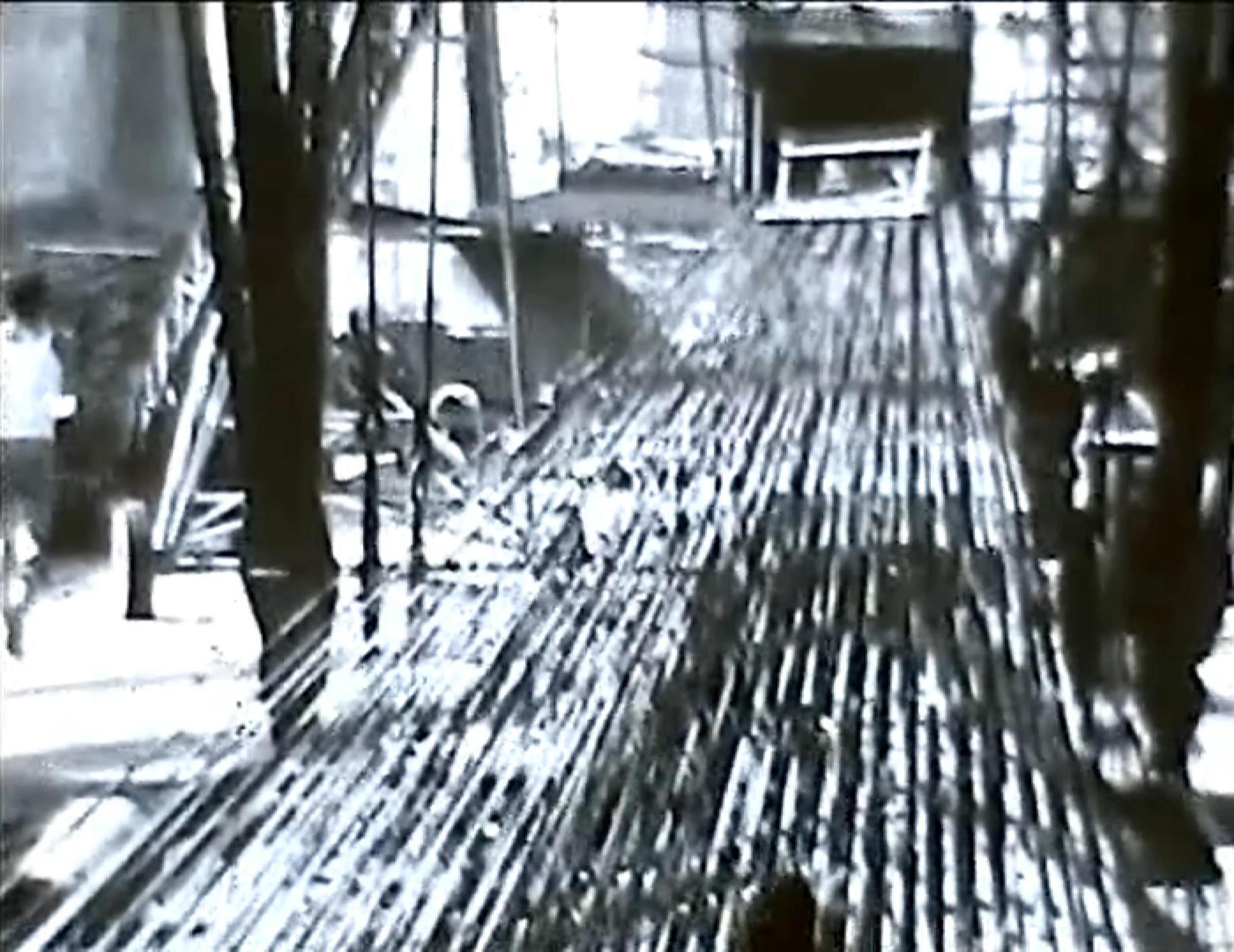 Quattro anni per la costruzione, le immagini storiche del ponte Morandi di