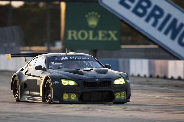 BMW、2016年シーズンに向けて新型レースカー「M6 GTLM」を公開